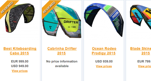 How to choose your wave kite
