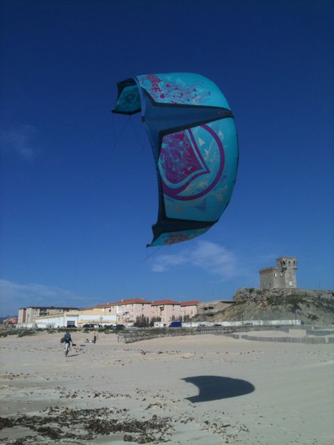 liquid force Envy 2011 kite
