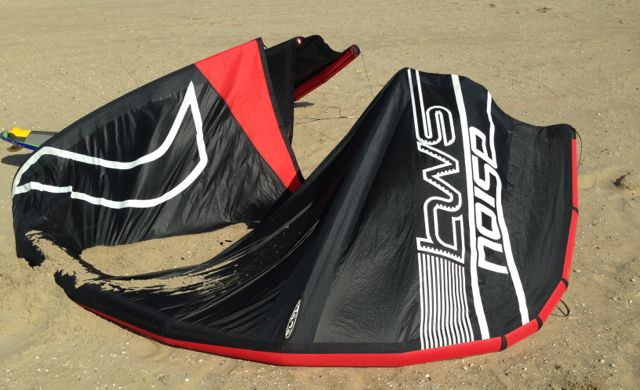 BWSurf Noise Pro 2014 kitereview