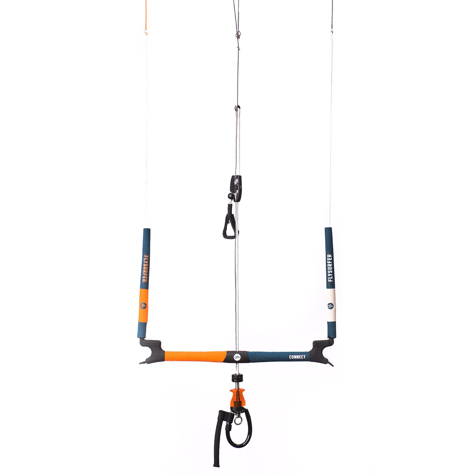 Connect bar peak 4 kite
