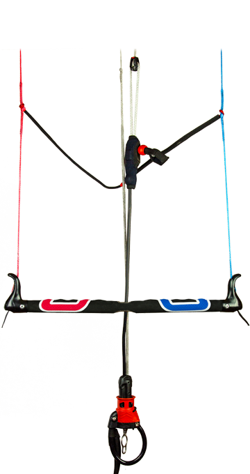 Ozone snow kite bar